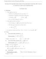 TÀI LIỆU ôn tập môn TOÁN THEO TỪNG CHỦ đề ôn tập THI lớp 9 vào 10 lý THUYẾT và bài tập có HƯỚNG dẫn