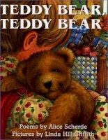 Ebook tiếng anh trẻ em teddy bear
