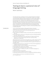 Testing to learn, 2005 Tomlinson-39-46