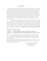 MỘT SỐ BIỆN PHÁP NHẰM NÂNG CAO CHẤT LƯỢNG PHỤC VỤ TẠI KHÁCH SẠN MỸ KHÊ