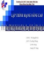 Đề Tài Sử Dụng Kỹ Thuật Lập Trình Socket Xây Dựng Chương Trình Truyền File Qua Mạng Lan
