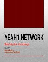 Hướng dẫn kiếm tiền trên youtube với NET YEAR1 giúp bạn kiếm 1000