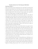 Bài văn mẫu lớp 9 thuyết minh về con trâu việt nam