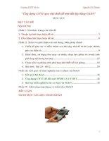 SKKN ứng dụng CNTT qua việc thiết kế một tiết dạy bằng giáo án điện tử
