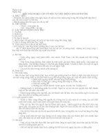 Giáo án dạy thêm văn 9
