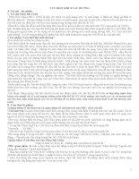 Ôn tập ngữ văn 11   học kì II