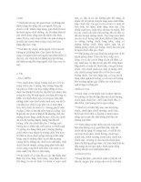 Một số đoạn văn chọn lọc trong bài văn thuyết minh về cây chuối