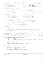Đề thi HSG toán 7 phấn 30
