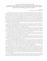 NGUY  cơ  mắc  đái    THÁO   ĐƯỜNG týp 2 và các yếu tố  TIÊN đoán  NGUY  cơ  mắc mới  đái  THAO   ĐƯỜNG týp 2 ở BỆNH NHÂN điều TRỊ  BẰNG ATORVASTATIN kết QUẢ từ  3 THỬ NGHIỆM lâm SÀNG NGẪU NHIÊN TNT, IDEAL và SPARCL