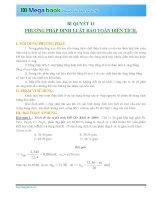 Phần 3 10 Bí quyết chinh phục phương pháp giải toán chủ chốt môn Hóa học  Megabook.vn