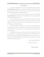 """""""Tìm hiểu công tác đấu giá Đấu giá quyền sử dụng đất trên địa bàn huyện Mê Linh, thành phố Hà Nội""""."""