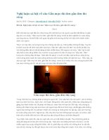 Nghị luận xã hội về câu gần mực thì đen gần đèn thì sáng