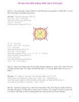 50 bài toán bồi dưỡng HSG lớp 5 (có lời giải)