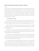 Chủ đề: Phân tích giá trị học thuyết âm dương  Ngũ hành