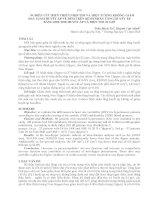 NGHIÊN cứu BIẾN THIÊN NHỊP TIM và HIỆN TƯỢNG KHÔNG GIẢM HAY GIẢM HUYẾT áp về đêm TRÊN BỆNH NHÂN TĂNG HUYẾT áp BẰNG HOLTER HUYẾT áp và điện TIM 24 GIỜ
