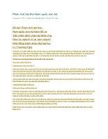 Phân tích bài thơ nam quốc sơn hà
