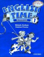 English time 1 workbook