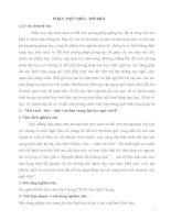 SKKN Ngữ văn 8 Một cách đọc – hiểu văn bản trong bài học Ngữ văn 8