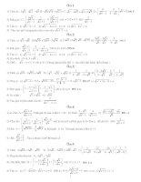 12 đề đại sô va 8 đề hình học ôn chuong 1 toan 9 (10 2015)