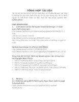 Tổng hợp các nguồn học IELTS