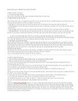 Soạn bài : Quá trình tạo lập văn bản