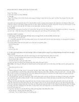 Soạn bài: Đức tính giản dị của Bác Hồ