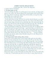 Hướng dẫn soạn bài : Chiến thắng Mtao-Mxây