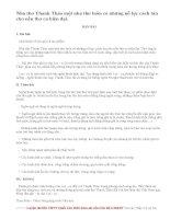 Phân tích ngôn từ nghệ thuật trong bài thơ Đàn ghi ra của Lor-ca