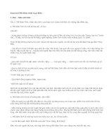 Soạn bài: Mã Giám Sinh mua Kiều