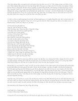 Phân tích Bài ca ngất ngưởng của Nguyễn Công Trứ
