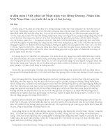 Ý nghĩa tư tưởng và nét đặc sắc nghệ thuật trong truyện ngắn Vợ nhặt - Kim Lân