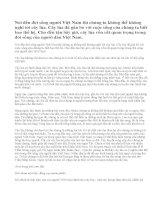 Cây lúa trong đời sống người Việt Nam ( Bài 7 )
