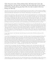 Suy nghĩ của em về tình cảm yêu nước thương dân được thể hiện trong các văn bản Chiếu dời đô của Lí Thái Tổ, Hịch tướng sĩ của Trân Quốc Tuấn