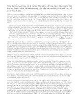 Cây lúa trong đời sống người Việt Nam ( Bài 6 )