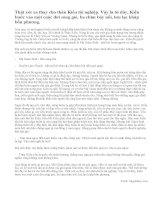 Kể lại bằng lời văn của mình nội dung đoạn trích Mã Giám Sinh mua Kiều (có sử dụng yếu tố miêu tả).