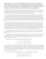 Nguyễn Đình Thi có viết: Một bài thơ hay … chúng ta đọc...