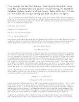 Tình cảm quê hương qua bài thơ Ngẫu nhiên viết nhân buổi mới về quê của Hạ Tri Chương.