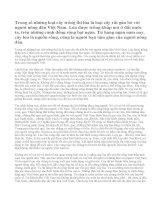 Cây lúa trong đời sống người Việt Nam ( Bài 3 )