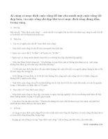 Bài 1: Viết một văn bản nghị luận tự chọn, trong đó có sử dụng yếu tố biểu cảm. Sau đó tóm tắt bài viết của mình trong khoảng 10-15 dòng