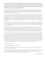 Cây lúa trong đời sống người Việt Nam ( Bài 8 )