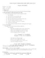 GIÁO án dạy THÊM BUỔI CHIỀU môn ANH văn 8