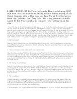 Vài nét về Nguyễn Khuyến