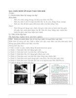 Download giáo án tin học 10   bài 14 khái niệm về soạn thảo văn bản, soạn theo chuẩn kiến thức kỹ năng