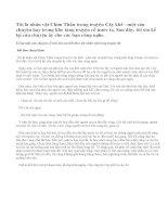 Kể lại câu chuyện cổ tích em biết theo lời nhân vật trong truyện( bài 2)