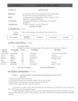 giáo án tiếng anh lớp 10 (unit 4   listening) (2)
