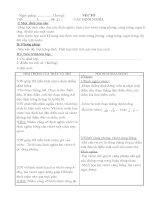Download giáo án hình học lớp 10, tiết 1 5