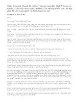 Kể chuyện đã nghe, đã đọc sgk trang 18 Tiếng Việt lớp 5 tập 1