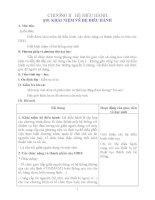 Download giáo án tin học 10   chương 2, soạn theo chuẩn kiến thức kỹ năng
