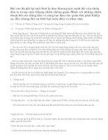 """Bình Ngô đại cáo của Nguyễn Trãi là """"Thiên cổ hùng văn"""". Hãy phân tích nhận định trên và phân tích tác phẩm để làm sáng rõ nhận định đó"""