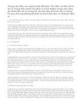 Hãy phân tích nhân vật Tràng trong truyện ngắn Vợ nhặt của nhà văn Kim Lân.